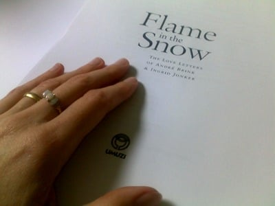 Reading proofs of Flame October 2015