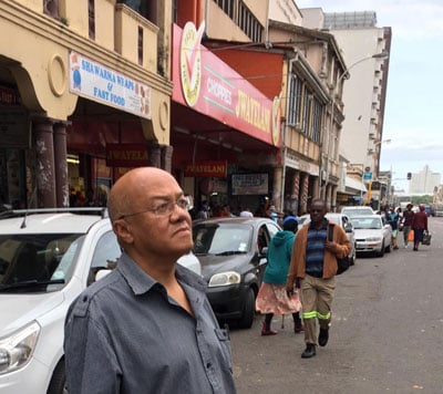 an analysis of at the edge and other cato manor stories by ronnie govender Ronnie govender's text, at the edge and other cato manor stories (1996 pretoria: hibbard publishers), regarded here as a text-site of memory, is significant in the.