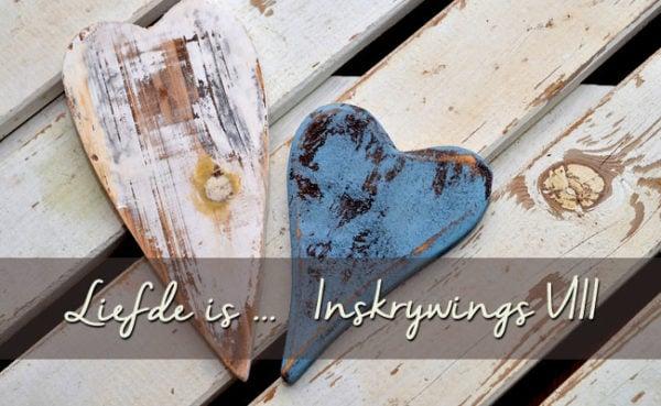Liefde Is Inskrywings Viii Litnet