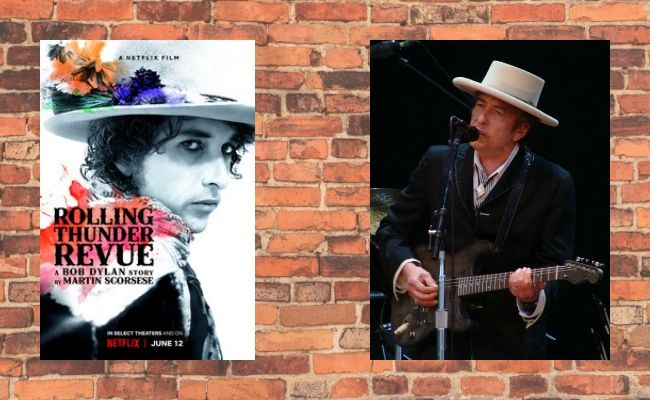 Rolling thunder revue, a Bob Dylan story by Martin Scorsese